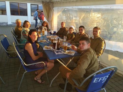 V Крымский военно-исторический фестиваль 2018! Ca77f9b5