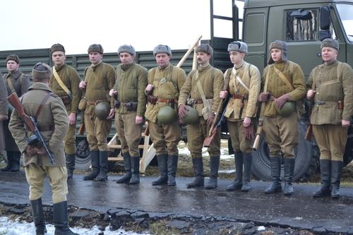 Первый Сталинский удар, Ковров 18 января 2020 9bfb52e5