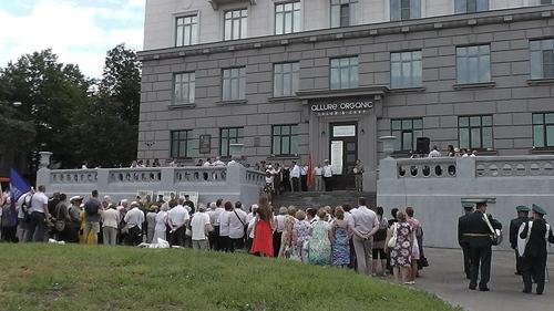 22 июня 2016 год, открытие мемориальной доски генерал-майору Ерёмину С.И. 91825875