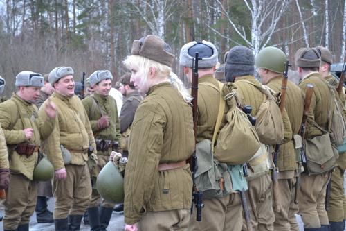 Первый Сталинский удар, Ковров 18 января 2020 1cfb52e5
