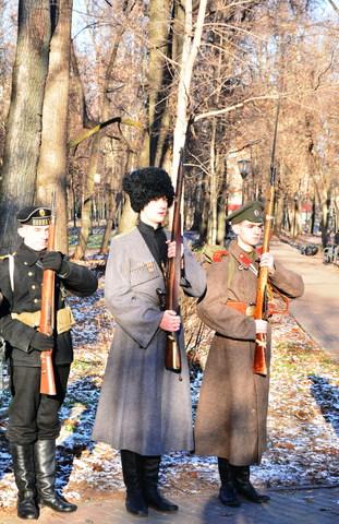 Митинг, посвященный 100-летию со дня окончания Первой мировой войны 53218eb5