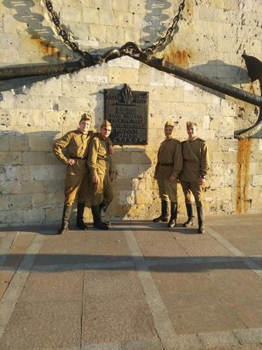 V Крымский военно-исторический фестиваль 2018! 2a77f9b5