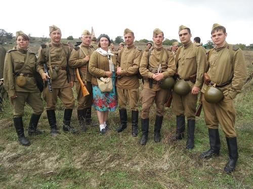 V Крымский военно-исторический фестиваль 2018! Cfe01ab5