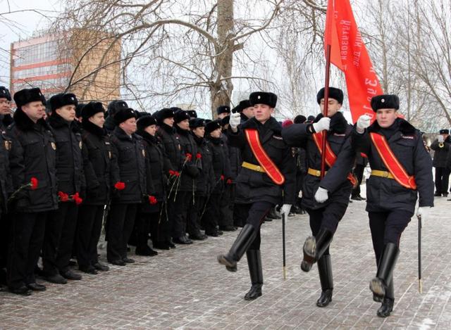 Акция посвящённая 75 летию подвига М.Ф. Ларина 0d1a13e5