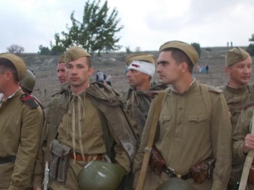 V Крымский военно-исторический фестиваль 2018! 3f5d7ab5