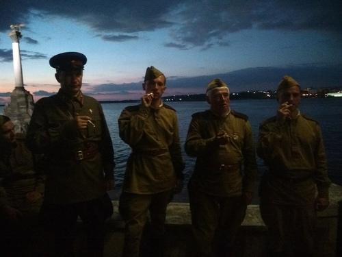 V Крымский военно-исторический фестиваль 2018! Fa77f9b5