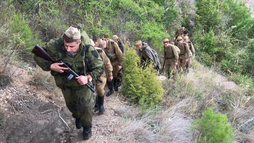 V Крымский военно-исторический фестиваль 2018! Ea7d1ab5