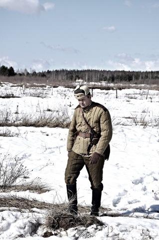Ковровский район, тактическое поле Н-ской воинской части, манёвры, 23 марта C5ec79c5