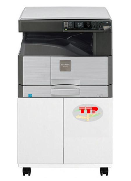 Máy photocopy Sharp AR-6020DV  - Bảo hành chính hãng 12 tháng, giá cạnh tranh tố 370291719729