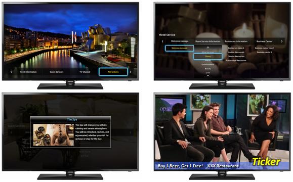 Giải pháp quản lý nội dung truyền hình thông qua cáp RF (DVB-C) Home