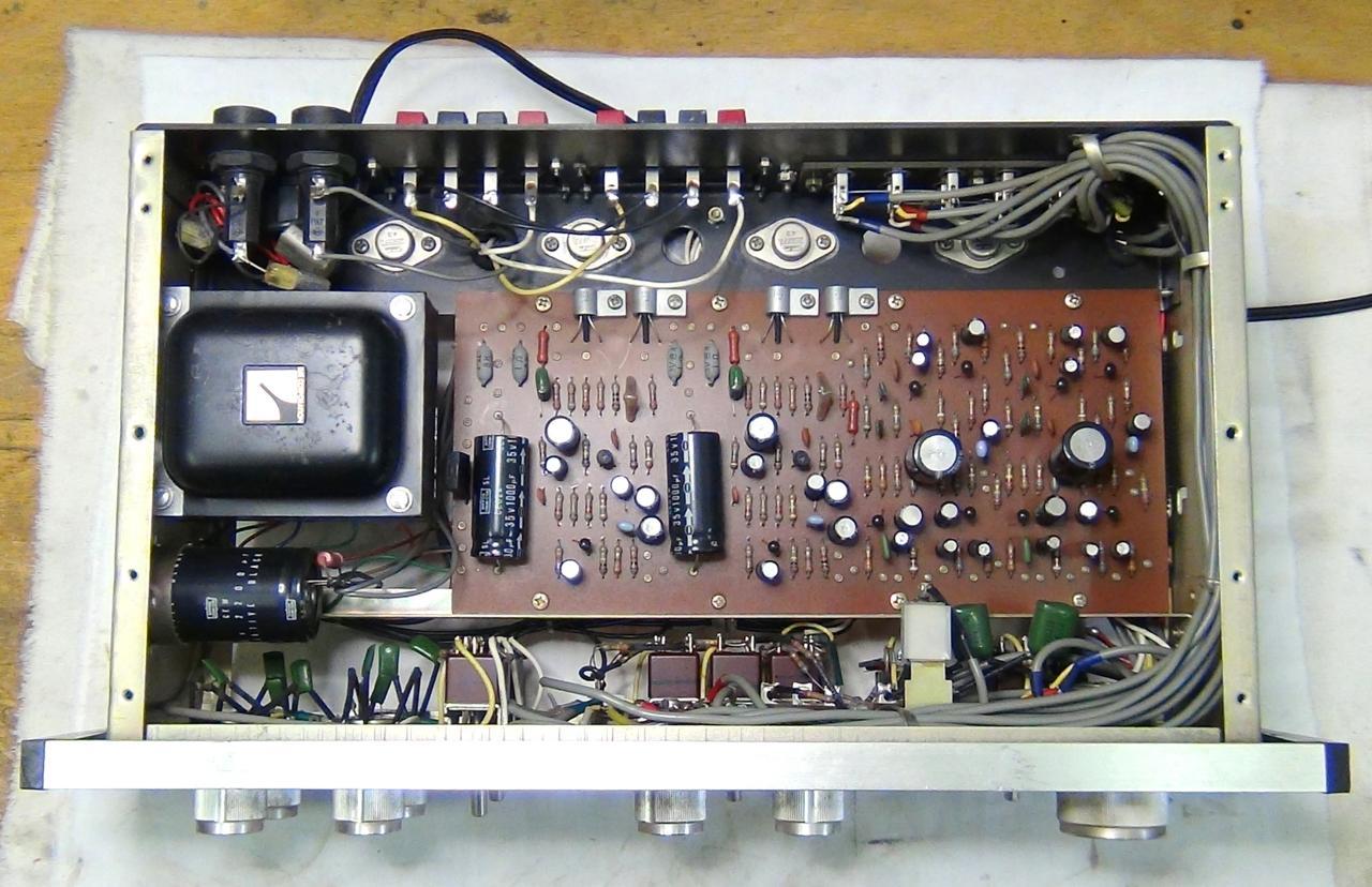 Amplificadores Sanyo 1976 2-dsc00487