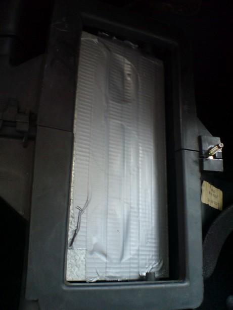 [Golf 2] Réparation Chauffage (air toujours tiede) DSC00409