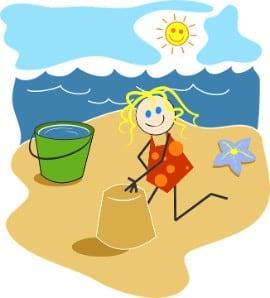 El Reloj - Actividades para niños Actividad-creativa-para-ninos-de-preescolar