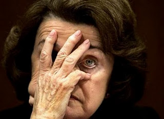 Body Language: FBI Report Dianne Feinstein & Chuck Schumer Press Conference Diane_feinstein
