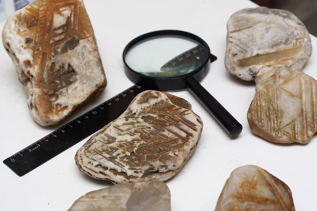 Артефакты с реки Подкаменная Тунгусска Pic28