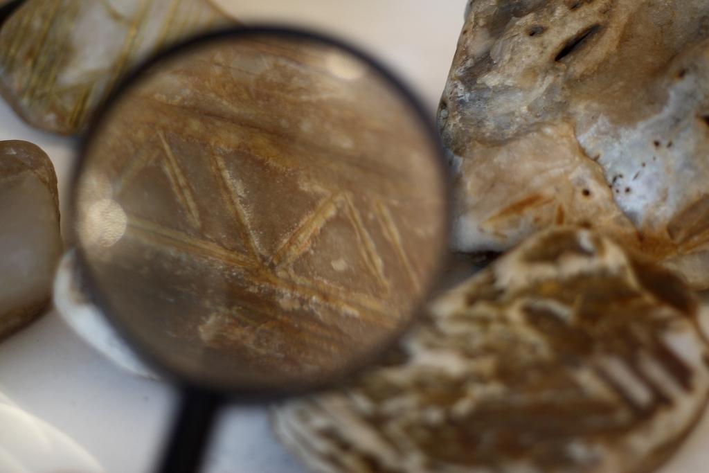 Артефакты с реки Подкаменная Тунгусска Pic29