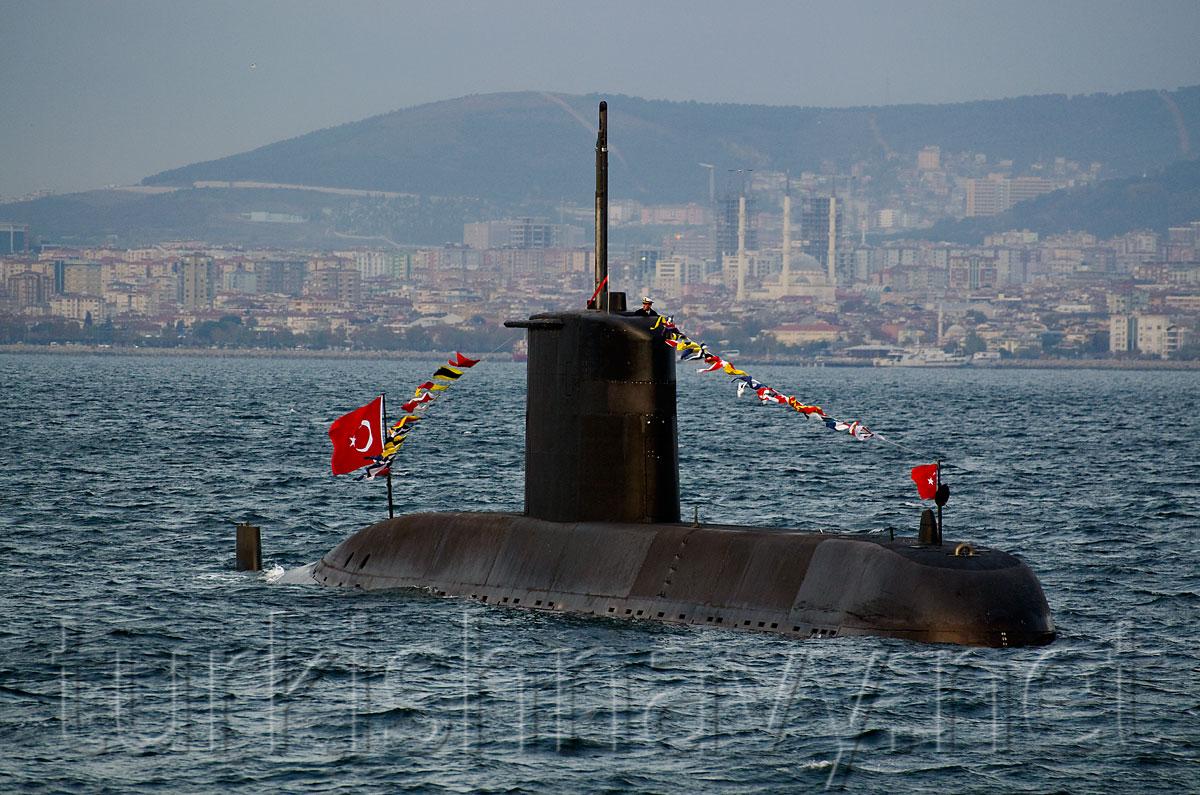 الجيش التركي Sub_1
