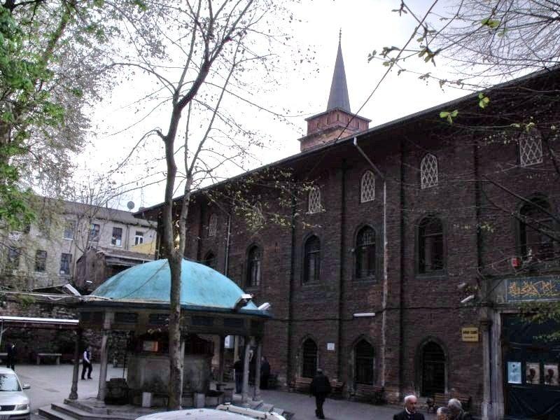 اقدم مساجد اسطنبول 3_2