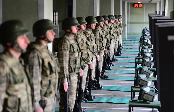 اخبار القوات المسلحة التركية في شهر مارس 2015  4_11