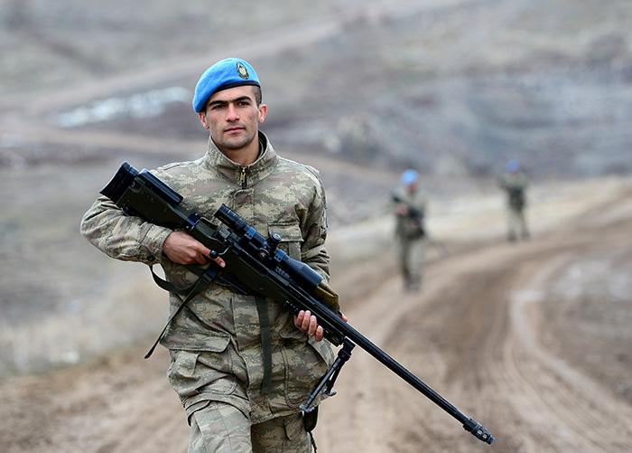اخبار القوات المسلحة التركية في شهر مارس 2015  8_7