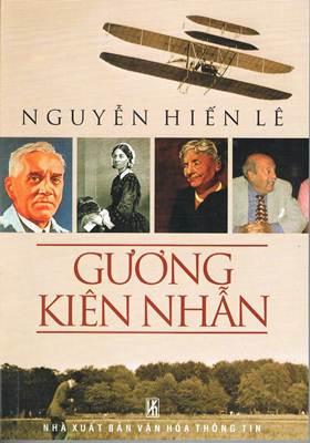 """Tủ sách """"Học làm Người"""": Nguyễn Hiến Lê Guongkiennhan"""
