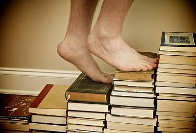 Cada pequeño paso conduce al siguiente Pequenos-pasos