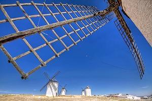 Cómo hacer frente al agobio diario Molinos-de-viento