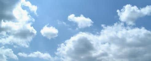 Cambiar a mejor Cielo-azul
