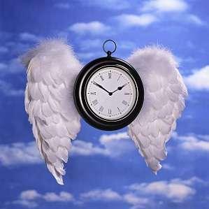 Si no puedes hacer mucho, haz un poco Tiempo-vuela