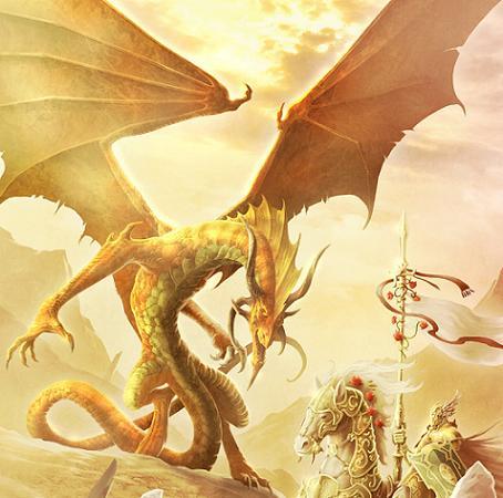 Solamente Impresionantes Dragones 20061003032253-dragon-dorado-de-krynn