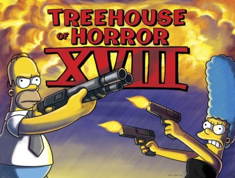 "The Simpsons ""Treehouse of Horror"" Episodes Treehouse-of-horror-xviii-20071101050035765-000"