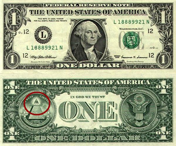 Денежные талисманы Dollar