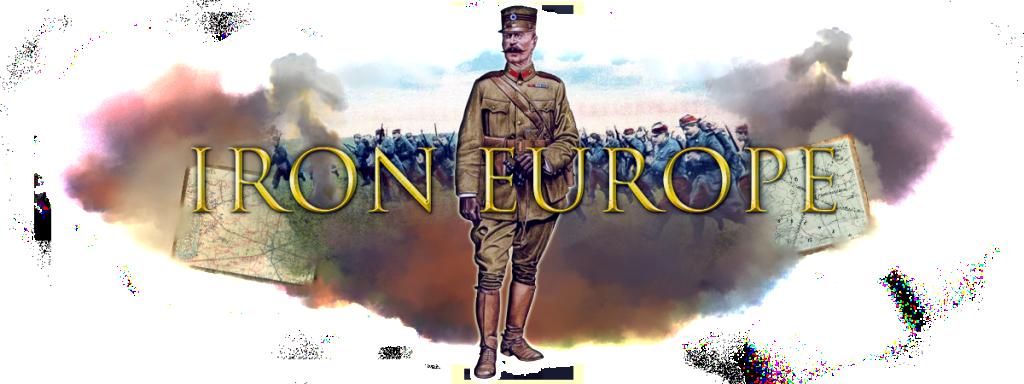 [NW] Iron Europe 3VF7B