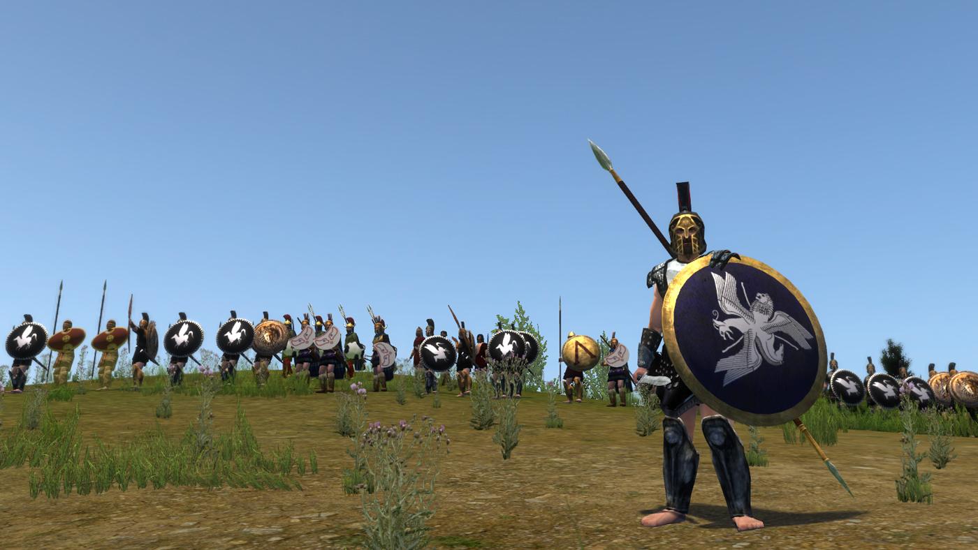 [SP][ES] The Peloponnesian War M8NuX