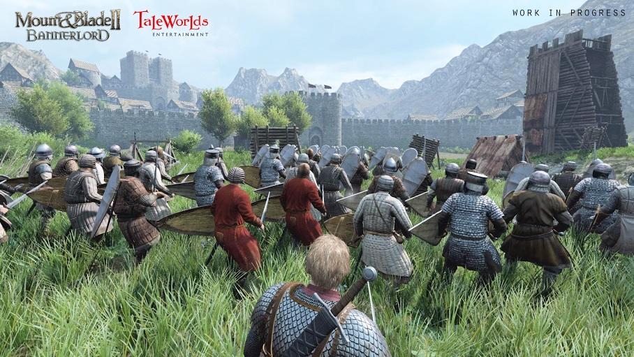 Primeros videos gameplay de Bannerlord PUamZ