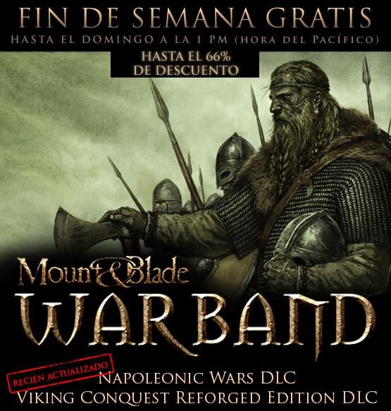 Ofertas Mount and Blade Warband Steam - Página 4 TzaHb