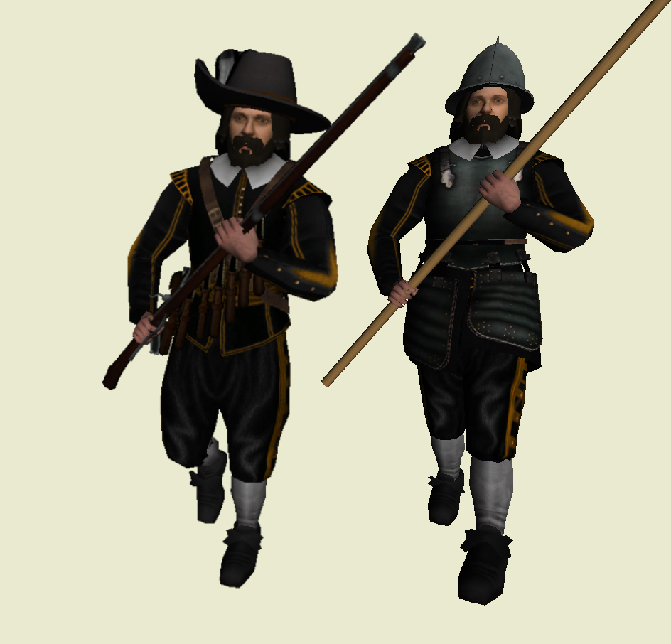 [WFaS][SP] English Civil War JEcZB