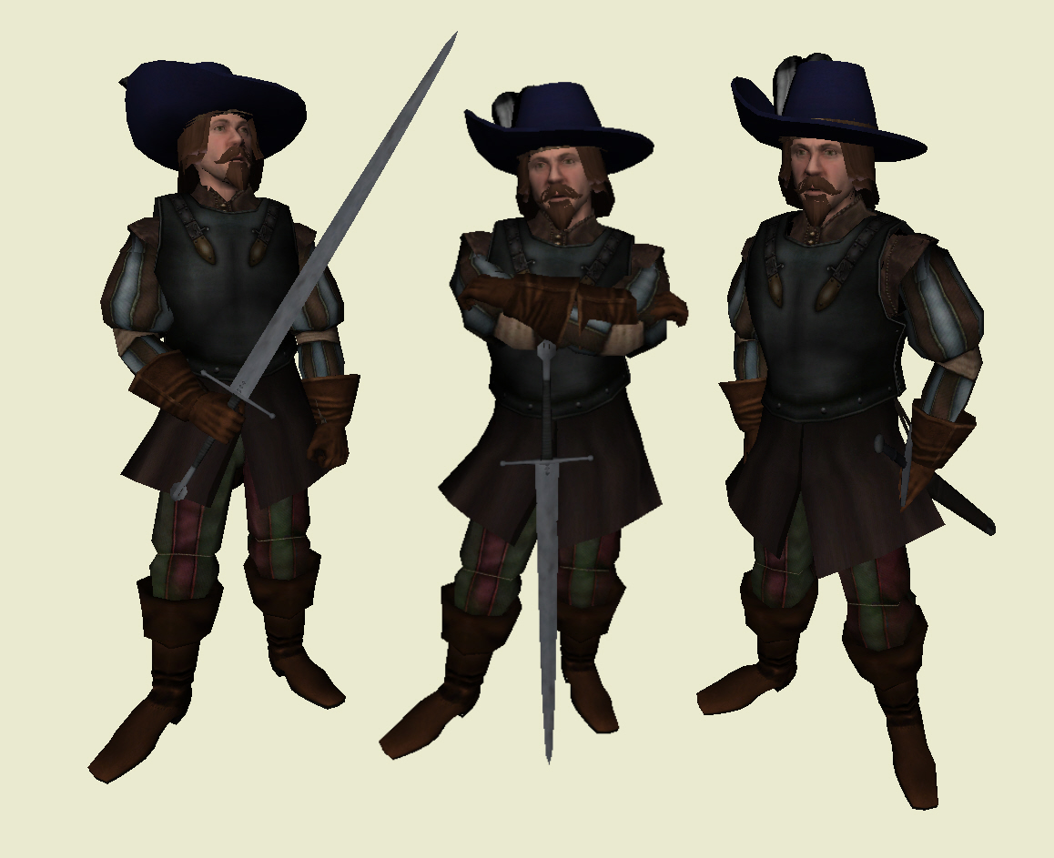 [WFaS][SP] English Civil War Pwea-