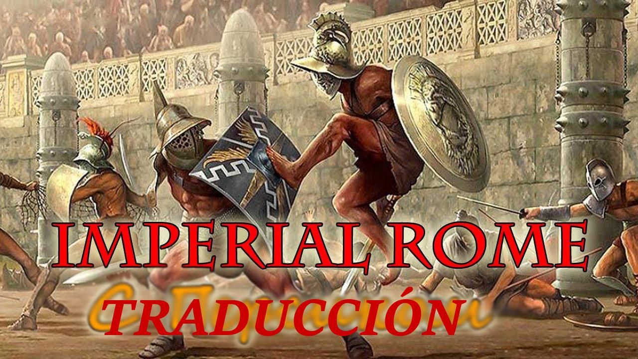 Traducción de Imperial Rome finalizada! SKSH0
