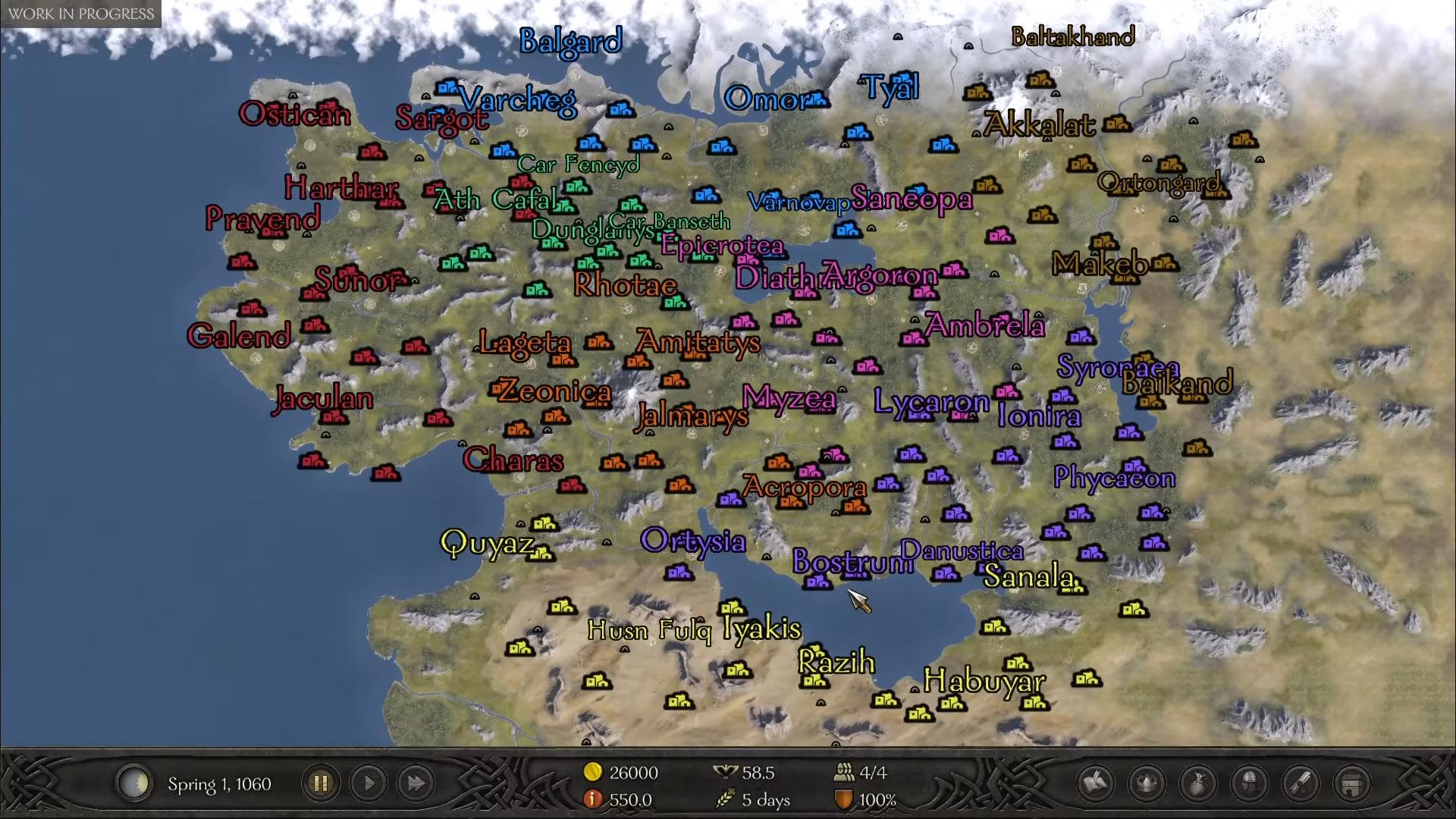 Toda la información sobre Mount & Blade 2 Bannerlord UmRvd