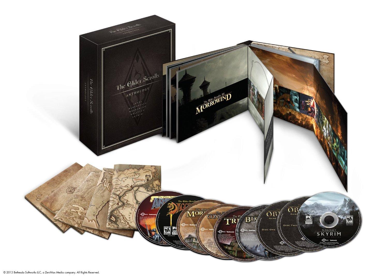 The Elder Scrolls Anthology PC Elder-anthology