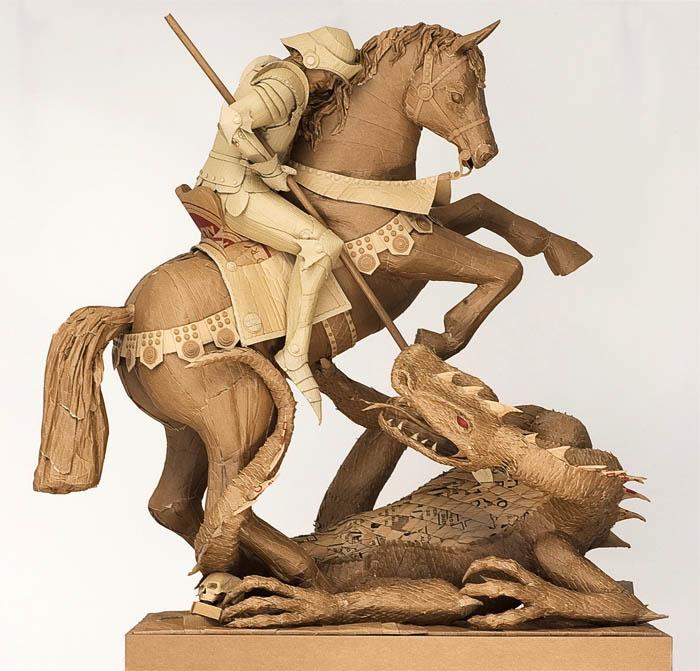 அட்டைதாளில் இப்படியும் செய்ய முடியுமா?? - Page 2 Cardboard-art-sculptures-chris-gilmour-26