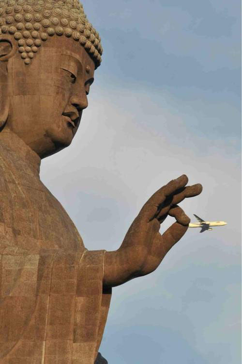50 fotazas Just-a-pinch-buddah-perfect-timing