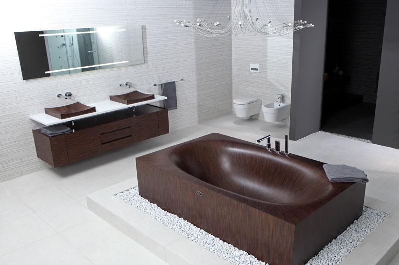 முற்றிலும் மரத்தால் செய்யப்பட்ட அழகிய குளியல் தொட்டிகள்  Wooden-bathtubs-all-wood-baths-by-alegna-7