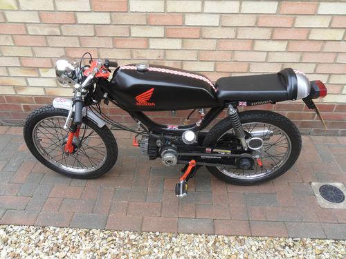 Construcción de una moto de 49 cc, con partes de bicicleta - Página 3 Camino_3