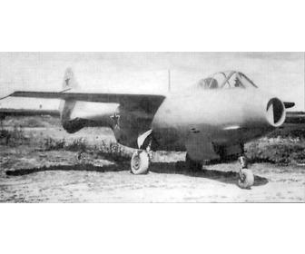 Lavochkin - avioni konstruktora Lavočkina Lavochkin_La-150