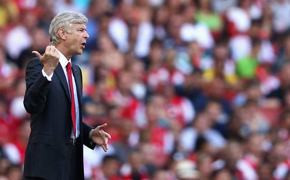 Arsenal are not Premier League title contenders yet, says Arsene Wenger 138480hp2