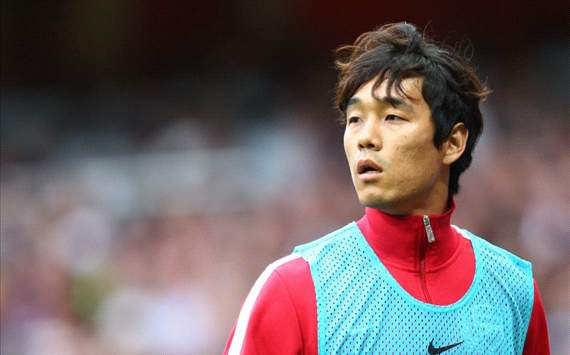 Arsenal's Park Chu-Young says he is ready to make his Premier League debut 145328hp2