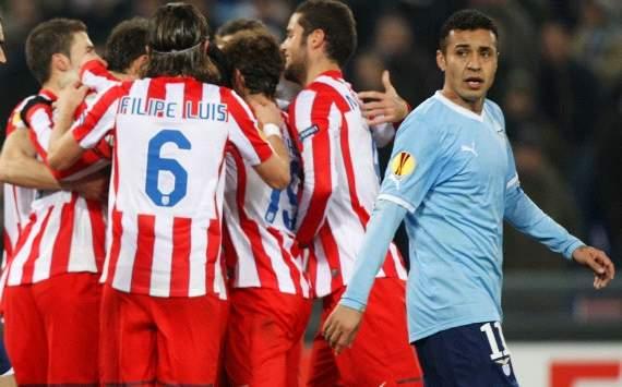 أتليتكو مدريد يقترب من الـ16 بانتصار كبير في روما 168150hp2