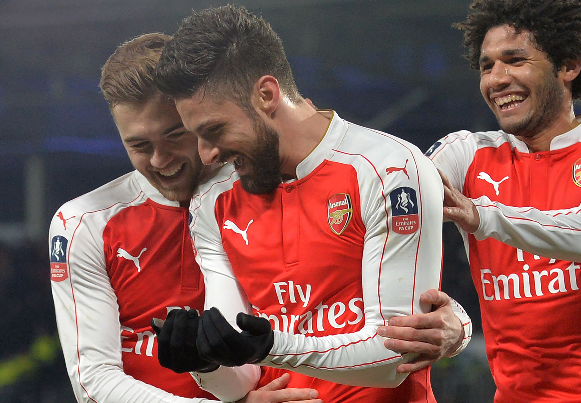 Walcott reveals Arsenal players held crisis meeting before FA Cup clash 2821272